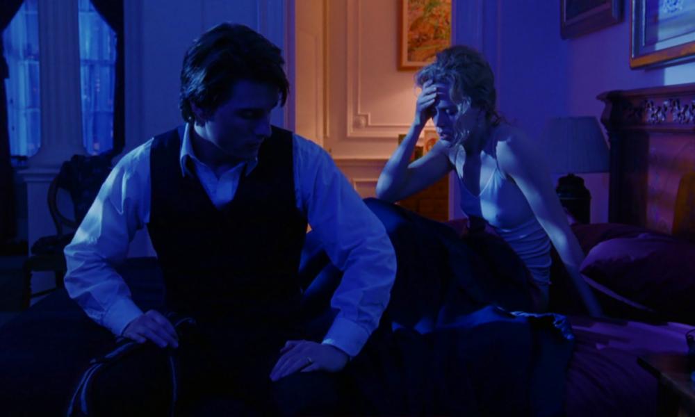 """Un esempio magistrale dell'uso artistico della temperatura colore: """"Eyes Wide Shut"""", di Stanley Kubrick."""