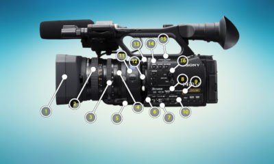 """Tra professionisti si usano i termini """"Macchina"""" o """"Camera"""", perché, in passato, non si usava la telecamera per girare Film. Cos'è, allora, una telecamera?"""