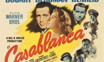 Casablanca - m. Curtiz
